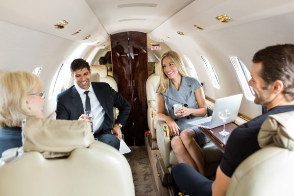 Private jet rental services 1