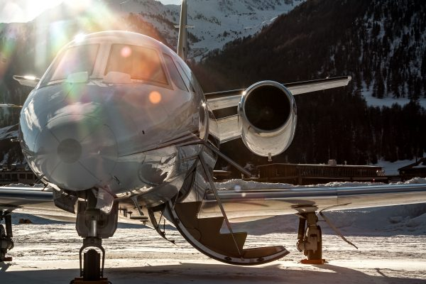 Private jet rental services 5
